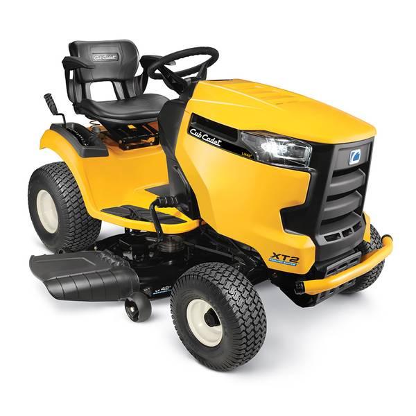 Cub Cadet Farm Tractor Parts : Cub cadet lx kh hp twin quot xt lawn tractor