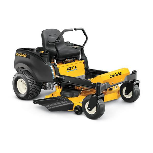 Cub Cadet Zero Turn Lawn Mower : Cub cadet rzt lap bar zero turn quot riding lawn mower