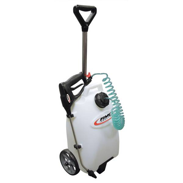 Wheeled 4 Gallon Spot Sprayer