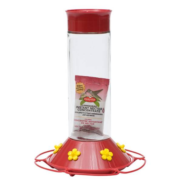 Perky-Pet Best Glass Hummingbird Feeder (880859 209B) photo