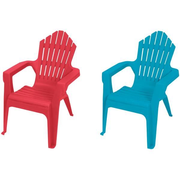 Kiddie Adirondack Chair Assortment