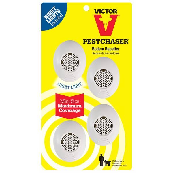 4 Pack Mini PestChaser with Nightlight