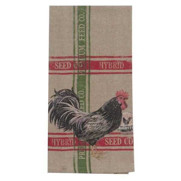 kay dee designs home to roost tea towel. Black Bedroom Furniture Sets. Home Design Ideas