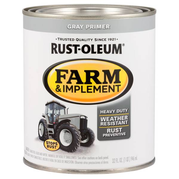 Farm & Implement Gray Primer
