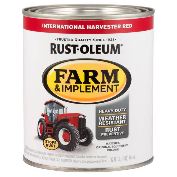 Farm & Implement International Harvester Paint