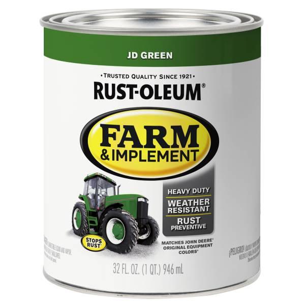 Farm & Implement John Deere Paint