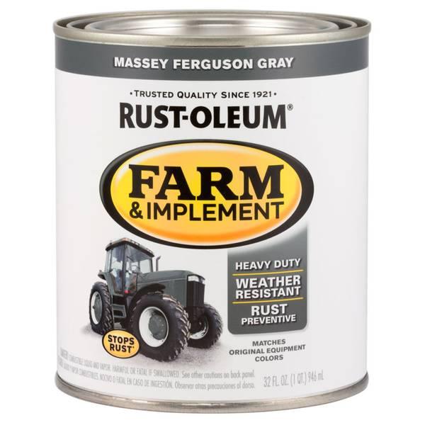 Farm & Implement Massey Ferguson Paint