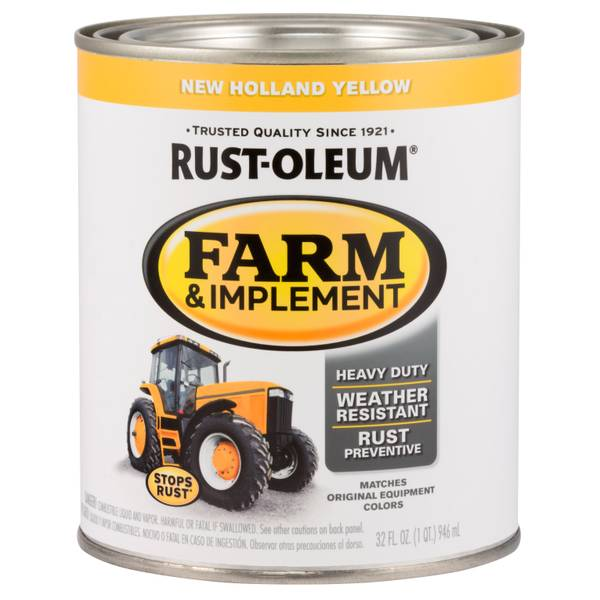 Farm & Implement New Holland Paint