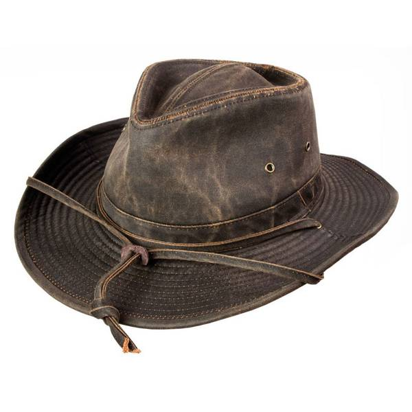 Broner Men s It s 5 00 Somewhere Distressed Leather Western Hat f0f167e18ec