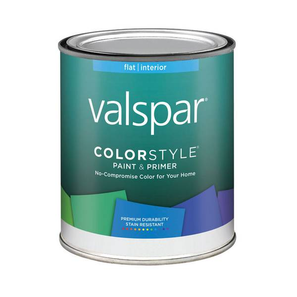 Valspar Colorstyle Interior Latex Flat Wall Paint