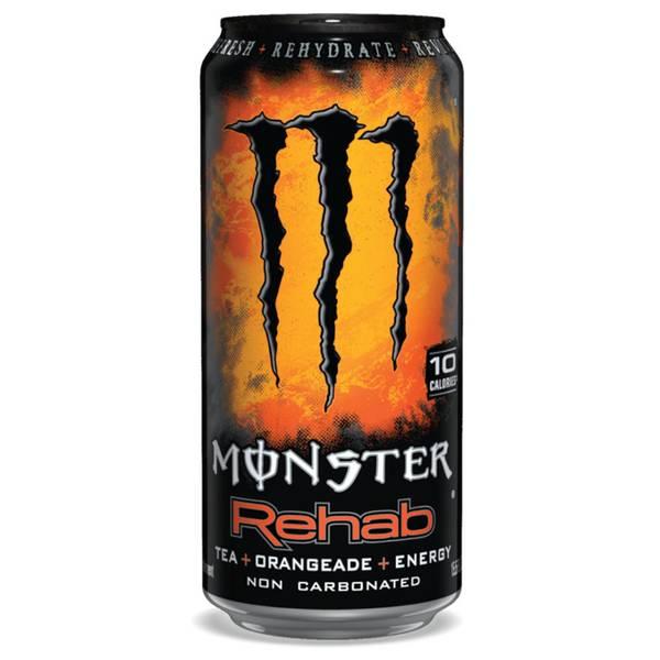 Energy Rehab Orange-Lemonade
