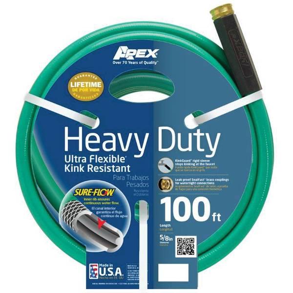 Heavy Duty Ultra Flexible Garden Hose