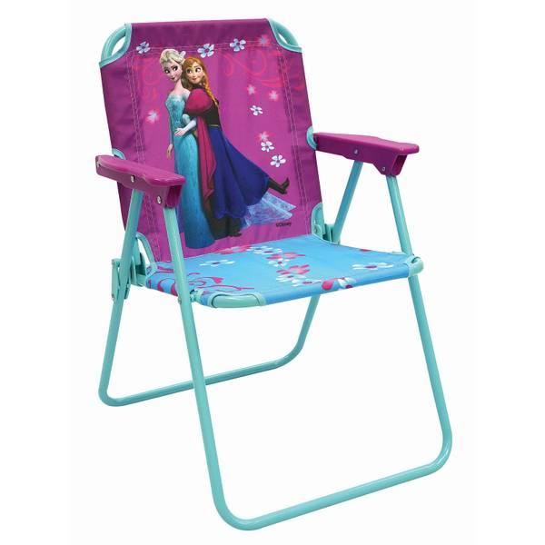 Frozen Patio Chair