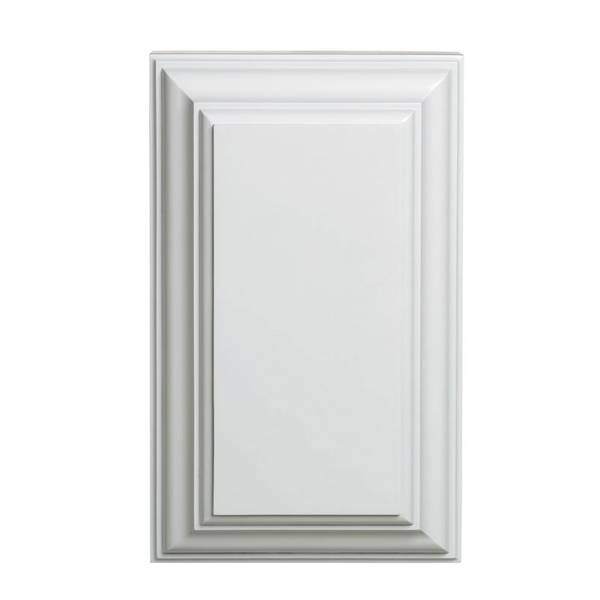 White Wired Door Chime