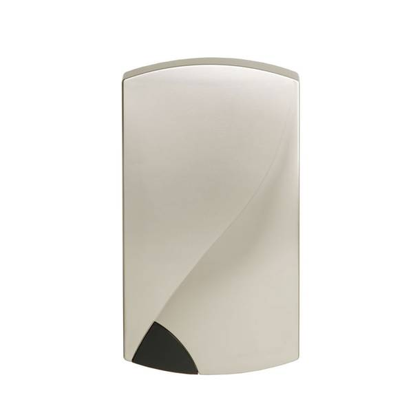 Brushed Nickel Wired Door Chime