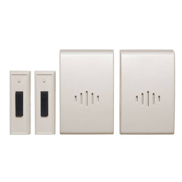 Two Button Wireless Door Chime