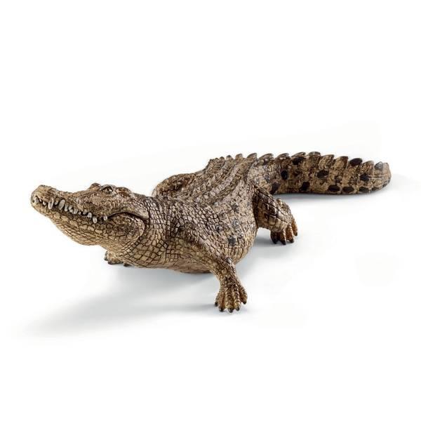 Crocodile Figurine