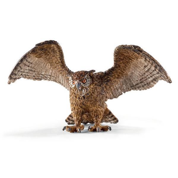Eagle Owl Figurine