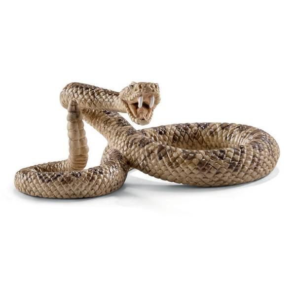 Rattlesnake Figurine