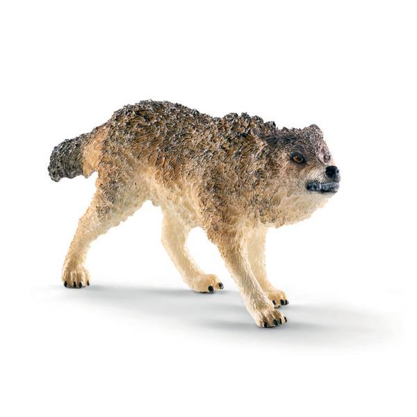 Wolf Figurine