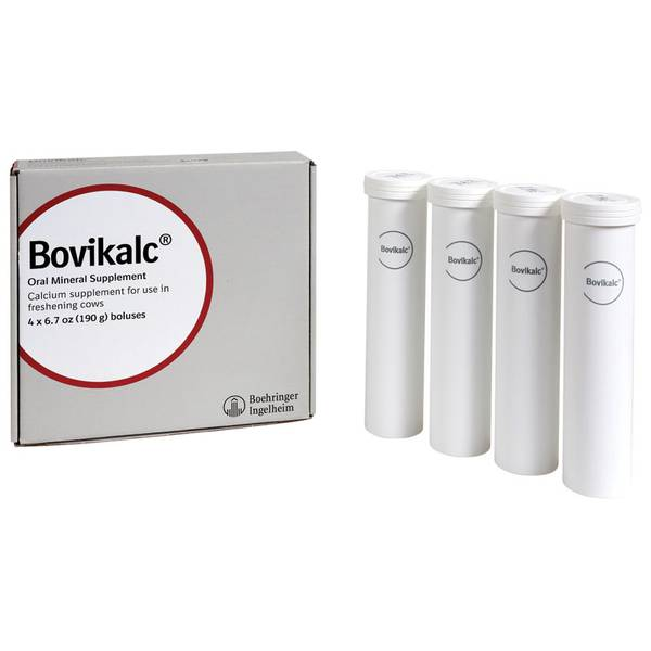 Bovikalc Oral Mineral Supplement