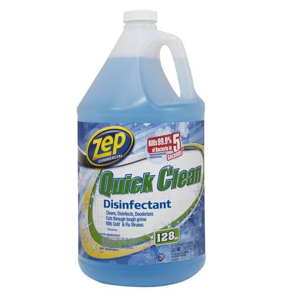 Zep Commercial Quick Clean Disinfectant