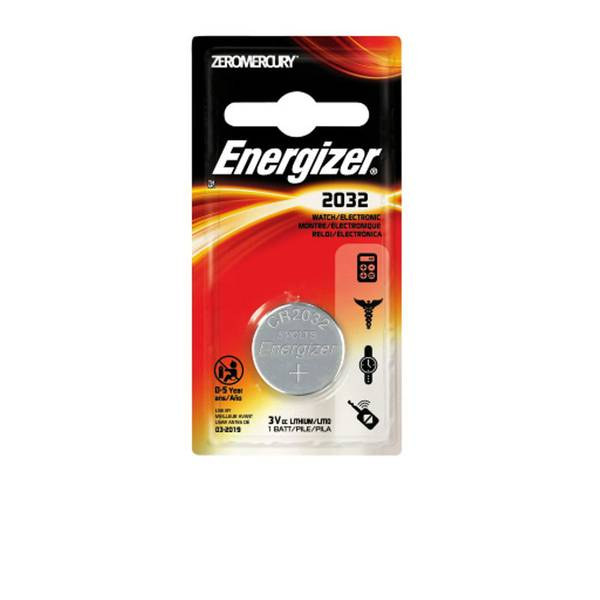 1 pack 2032 Watch/Electronic Battery