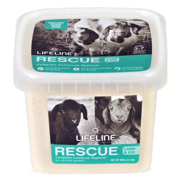 Rescue Lamb/Kid Complete Colostrum Replacer
