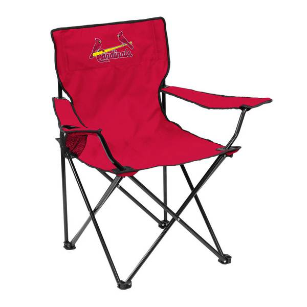 Incredible St Louis Cardinals Quad Camping Chair Cjindustries Chair Design For Home Cjindustriesco
