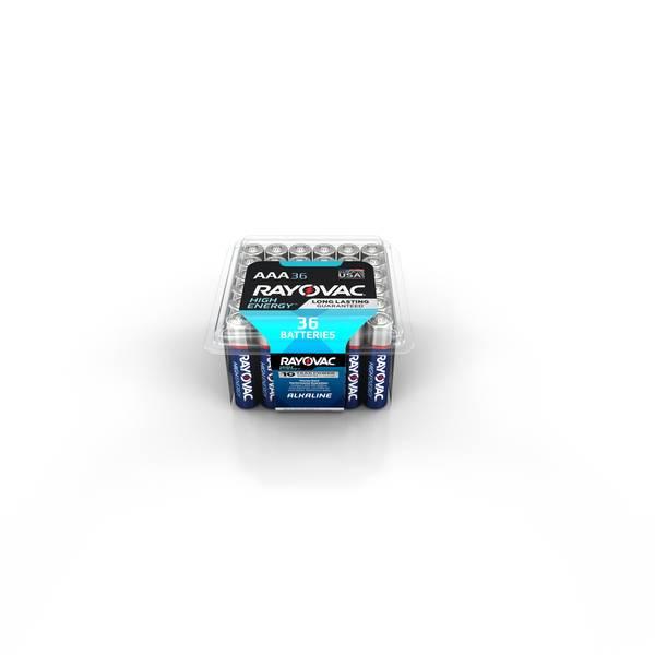 Alkaline Pro-Pack AAA Batteries 36-Pack