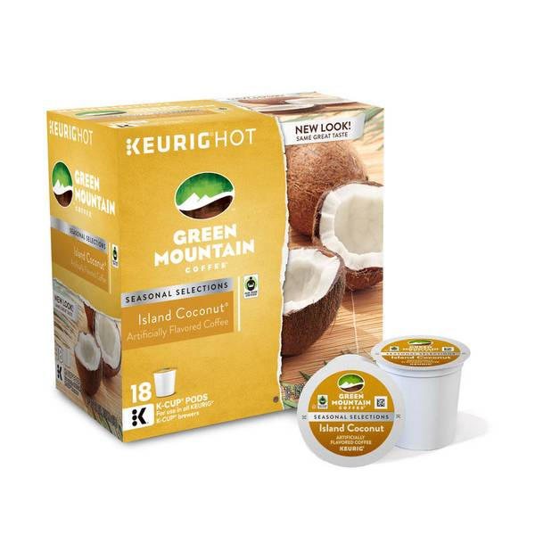 Photo of Island Coconut K-Cups