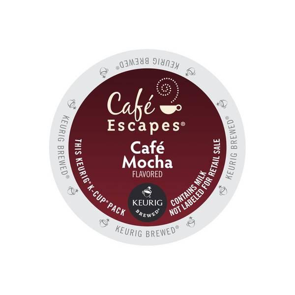 Cafe Mocha K-Cups