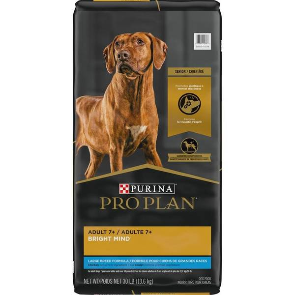 Bright Mind Large Breed Adult Dry Dog Food