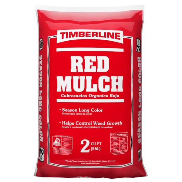 Radiant Red Mulch