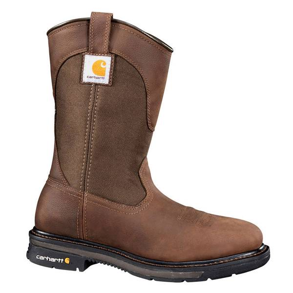 Men's Wellington Non Safety Square Toe Work Boot