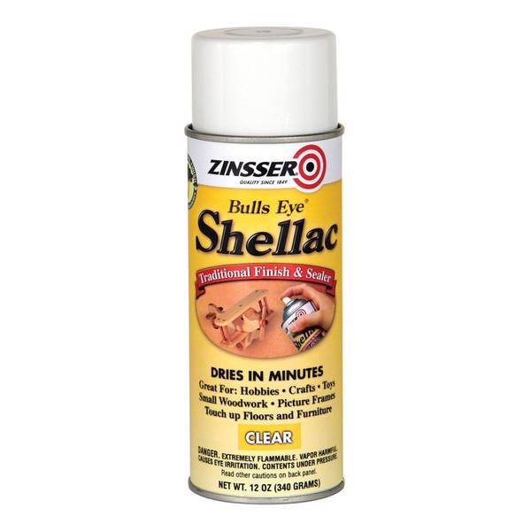 how to clean up shellac based primer