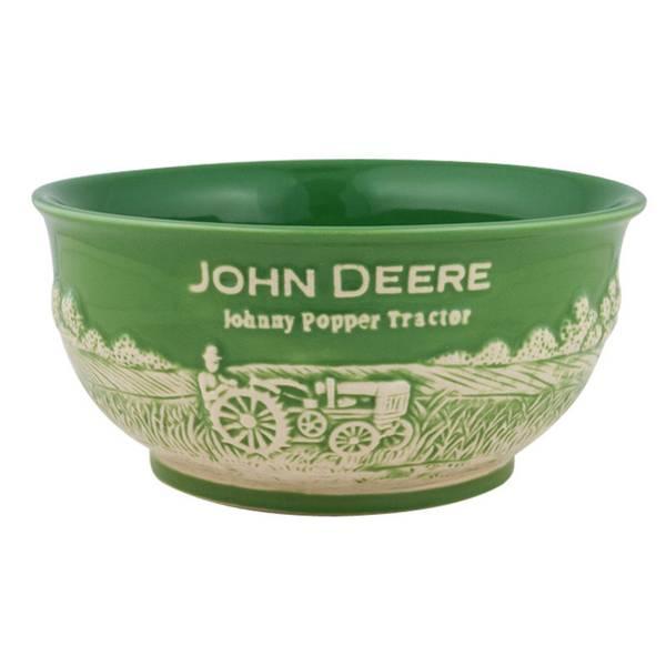 John Deere Bowl : John deere large stoneware bowl