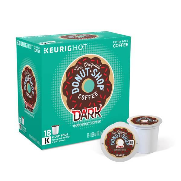 Dark K-Cups