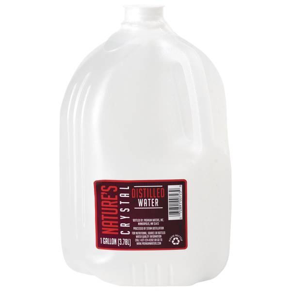 1 gal Distilled Water