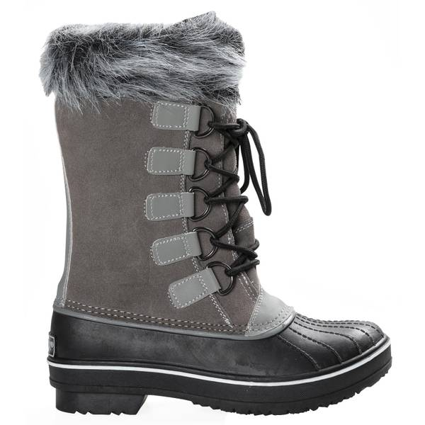 Women's Gray Madison Pac Boot