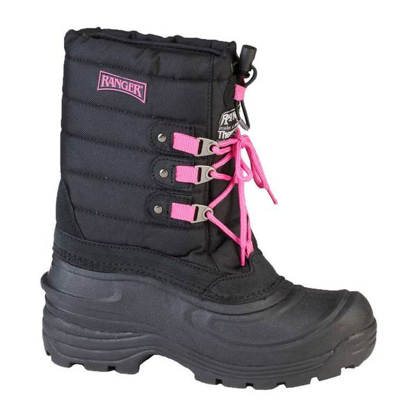 Women's  & Pink Tundra II Winter Boots