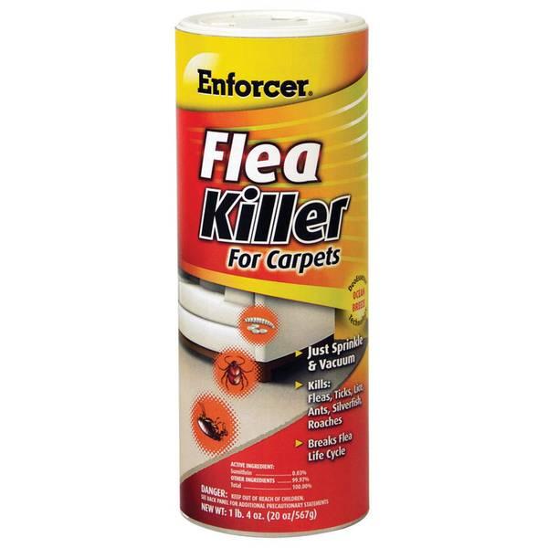 Island Rain Flea Killer for Carpets