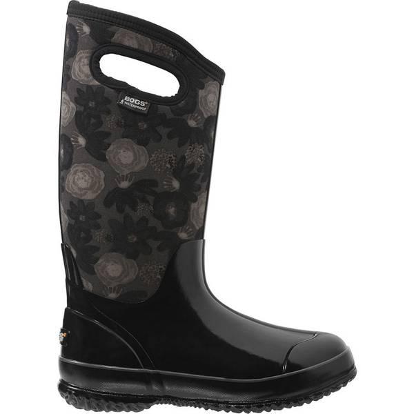 Women's  Classic Watercolor Tall Rubber Rain Boots