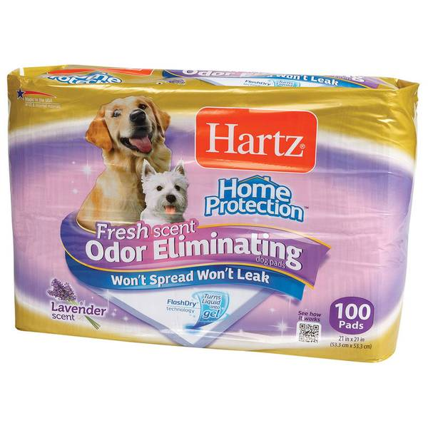 Home Protection Odor Eliminator Dog Pads