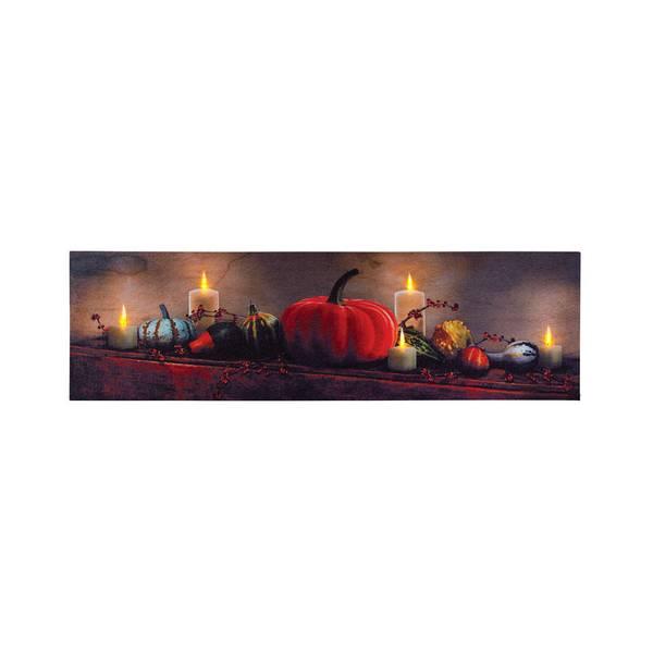 Harvest Display LED Canvas