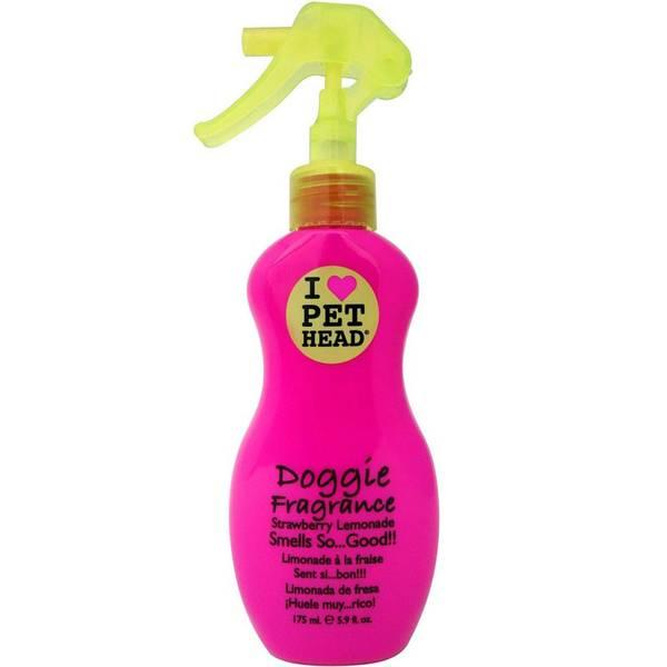 Doggie Fragrance Strawberry Lemonade