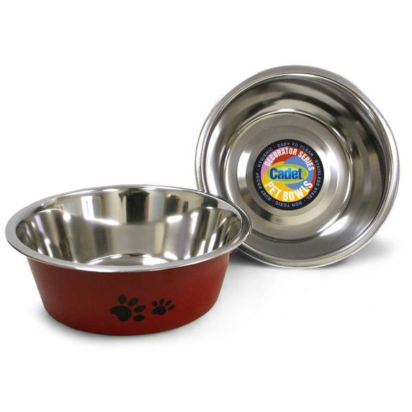 Pet Watering or Feeding Bowl Assortment
