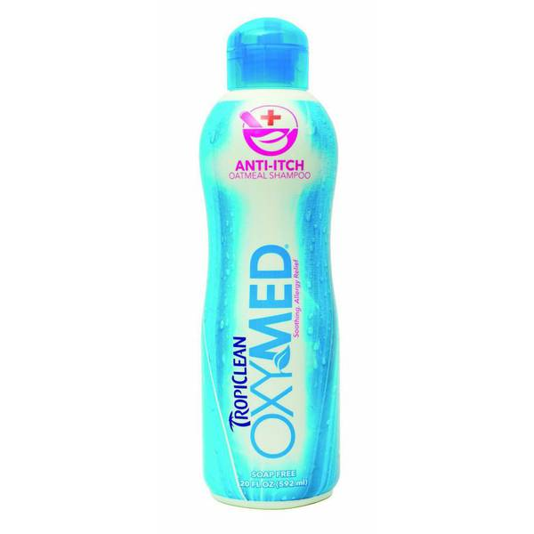 OxyMed Anti-Itch Shampoo