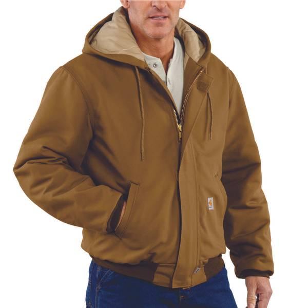 Men's Flame Resistant Duck Active Jacket