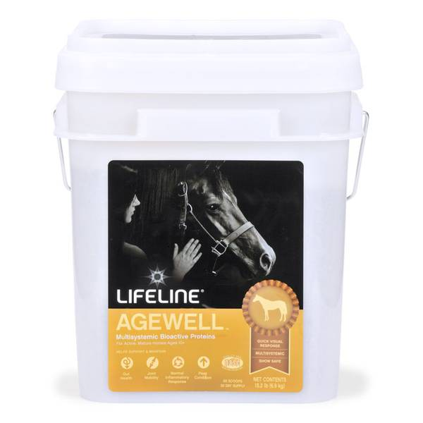 30 Day Agewell Performance Pellets